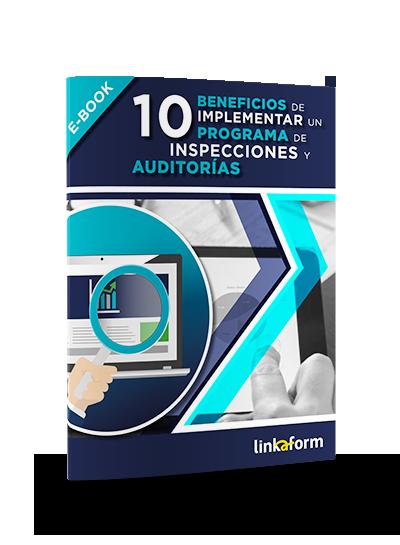 Icono ebook beneficios de un programa de inspecciones y auditorias