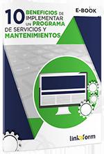 Icono ebook beneficios de implementar un programa de servicios