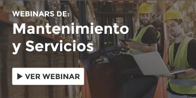Icono webinar mantenimiento y servicios